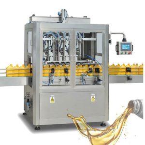 100 - 5000 ml šķidrās ziepju iepildīšanas mašīnas smērvielu iepildīšanas līnija