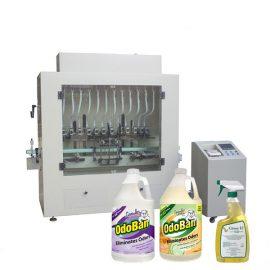 Pretkorozijas dezinfekcijas šķidruma rokas sanitizators un spirta šķidruma pildīšanas mašīna