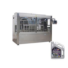 250ml-5000ml pārtikas / lubrikanta eļļas iepildīšanas mašīna ar lielu piepildīšanas ātrumu 3000-4500bph