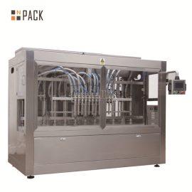 Pretkorozijas automātiska šķidruma iepildīšanas mašīna ar 12 uzpildes sprauslām