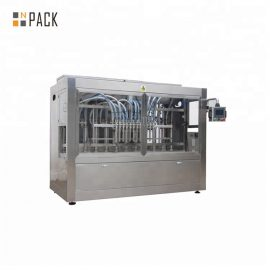 0,5-5L pilienveidīgs veļas šķidruma mazgāšanas līdzekļa iepildīšanas mašīna 12 sprauslas 3000 B / H