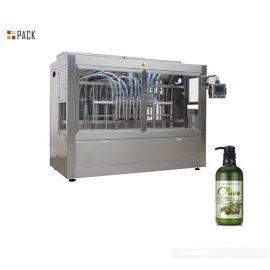 Rūpniecisko ķimikāliju pastas uzpildes iekārta kosmētikai / medicīnai / pesticīdiem