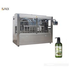 Industrial Automatic Shampoo Bottle Filling Line 250 – 2500ml Filling Volume