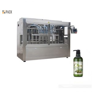 100ml - 1L šķidruma pildīšanas mašīna šampūnam / losjonam / ziepēm