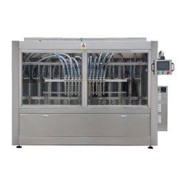 Lineārā tipa automātiskā virzuļa kokosriekstu sviesta iepildīšanas mašīna