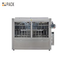 Automātiska augstas viskozitātes šķidruma uzpildīšanas iekārta